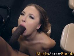 Teenie Skanks Deep-Throat and Rail BBCS