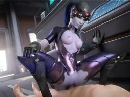 Off The Hook Overwatch Pornography (HD) [SOUND]