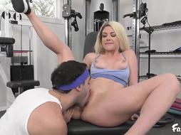 Family.HARD-CORE  - 2020.03.31 - Kit Mercer - Pumping Metal And Then My Step Moms Gash  720p
