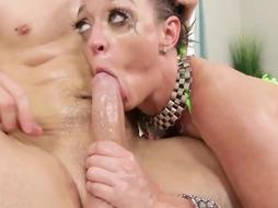 Dee Williams is a XXL breasted lady who enjoys to plow various folks, all the time
