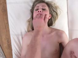 Acrobatic Fucky-Fucky With Lithe Nubile
