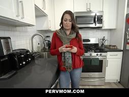 Pervmom Insane Milf Gets Raw For Step