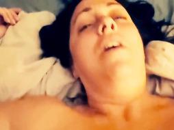 Super-Naughty COUGAR is squealing during a xxx plow, because she is about to practice an climax