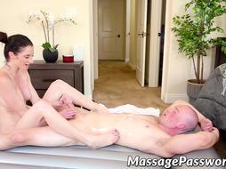 Silvia Saige groping Zac Nasty before doggy-style pounding