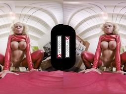 VRCosplayX.com Chesty Jessa Rhodes Is Super-Naughty Girl Deadpool