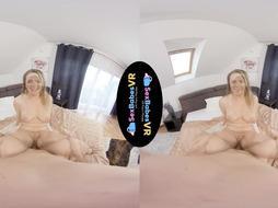 SexBabesVR - 180 VR Porno - Pulverizing Nikki Desire