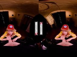VRCosplayX.com Nail Cindy Aurum In FINAL WISH HARDCORE Parody