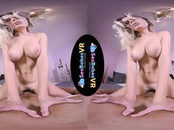 SexBabesVR - Ultra-Kinky Knockers with Vittoria Dolce