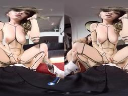 VR Porno European Broads Get Pounded In 3Some By POINT OF VIEW BaDoink VR