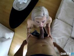 Sloppy Flix - Tiffany Watson - Hooker ravage with voyeur twist