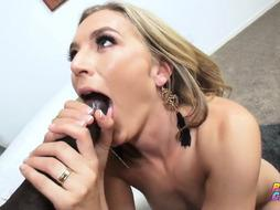 PervCity COUGAR Mona Wales Bi-Racial Buttfuck with Sean Michaels