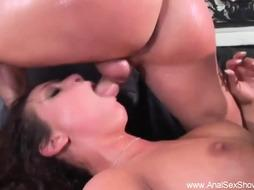 Tori is a plowing porn industry star who enjoys to pummel, so no wonder she is doing that job