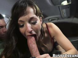 Domme of the night Lexi Luna picked up and screwed