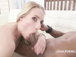 Diane Christall and Dylan Chocolate-Colored are frequently tearing up like 2 super-naughty brutes, in the late afternoon
