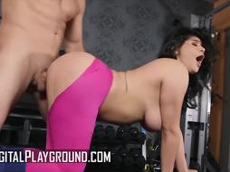 Digital Playground - JMac AliceafterDark - Flexing That Booty