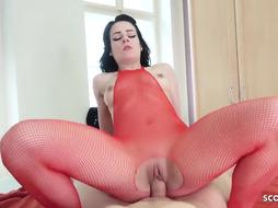 German Scout - 18yr Older Teenie Marie Converse to Boink at Audition