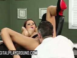 Digital Playground - Madison Ivy Keiran Lee - Wingmen - Sequence four - Rebel Sans a Cause