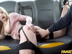 Faux Cab - Elizabeth Romanova Marriage Proposal Refusal Bang Movie
