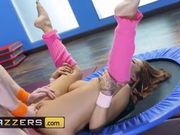 Superstars Like it Meaty - Madison Ivy Markus Dupree - Open Up For Enjoy