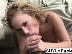 Prince Produces a Ebony Man Meat For Luxurious  Shyla Stylez