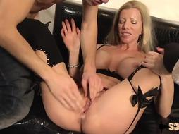 Lara is a fuckpole luving ash-blonde damsel who has a specific kink on pounding random strangers