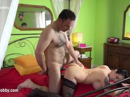 MyDirtyHobby - Princess Paris made him win two times over