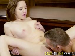 Cootchie Gobbled Daughter-In-Law with Puny Udders