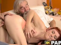 Nubile penalized after cuckold her paramour with his step-father