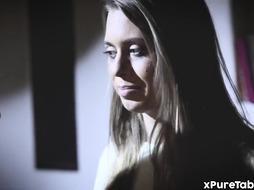 Teenie Jill Kassidy vengeance her parent by screwing 2 men