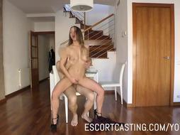 Call Girl Audition Friendly Dutch Gal Is Impressive Torn Up From Behind