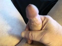 Masturbating Off To Sasha Foxxx