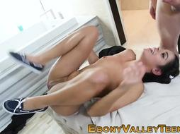 Ebony bitches cootchie eaten and boinked