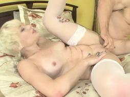 Russian oligarch shagging blondie maid.mp4