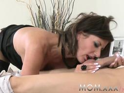 MOTHER working COUGAR wifey gets boned