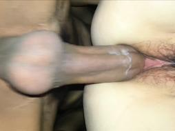 Unexperienced duo flawless internal ejaculation !