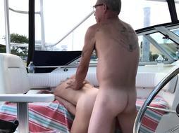 Cum Shot on bootie