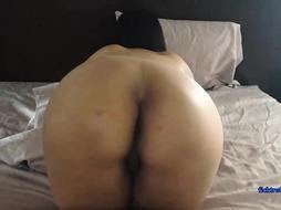 Beim Arschfick von hinten heimlich gefilmt