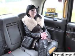 Hot Cleo and Alexxa gets fucked hard