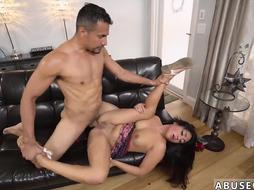 Russian hardcore anal Rough ass fucking bang-out for