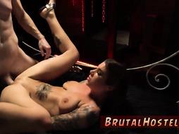 Excited youthful Girl is Punished
