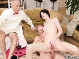 Teen Girl is Fucked by old Men