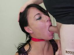 Tied blindfolded gagged fucked and hot piece of ass Of
