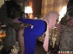 Huge arab and hot dance Local Working Girl