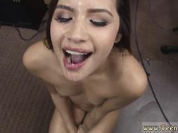 Teen threesome reality hardcore and perfect tits ass