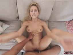 Two teen s Cherie Deville in Impregnated By My
