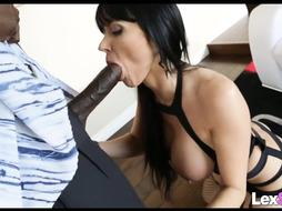 Amazing MILF vs a BBC