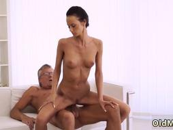Teen fucks her old boss and nasty doctor Finally she's