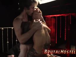 Hardcore bondage hd and sensual blowjob Excited