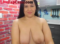 Hot Curvy Latina Webcam SlutWith Big Tits
