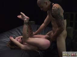 Destroyed bondage and punished by her master first